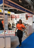 temporary trade show sale staff for hire London