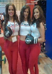 expo girls london earls court