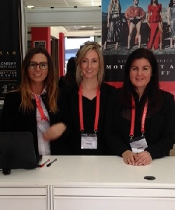 Conference staff & registration staff to hire ta the BETT Show