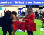 ExCeL London – What's on January 2019