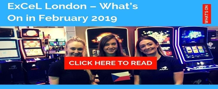 ExCeL London – What's On in February 2019