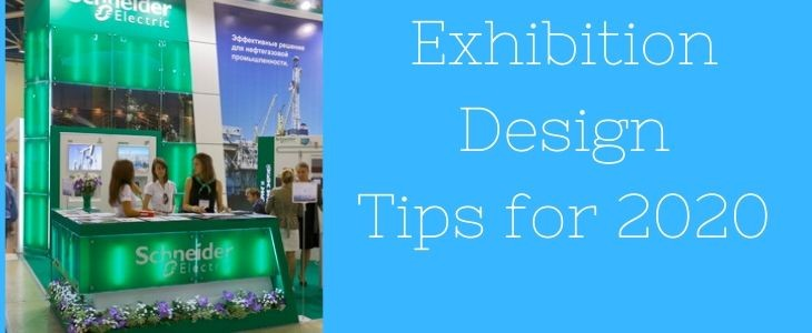 Exhibition Design Tips for 2020