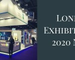 London Exhibitions – 2020 News