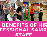The Benefits of Hiring Professional Sampling Staff